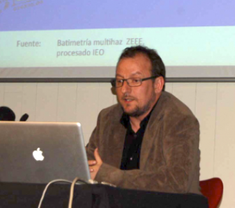 Seminar of Daniel Rey in Vigo: Exploring the Great Burato, Signs of gas and Climate Change