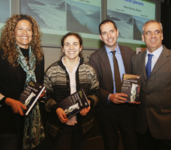 Presentación del Libro Climate Change Policies: Global Challenges and Future Prospects en Vigo