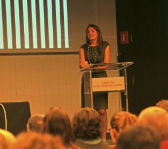 Seminar of Rosa García in Vigo: Green Policies: Risks and Opportunities