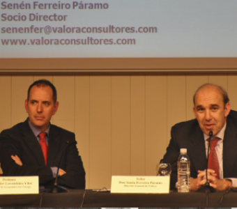 Seminar of Senén Ferreiro in Vigo: Firms and Climate Change, Challenges and Opportunities