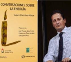 Presentación del libro Conversaciones sobre Energía, de Vicente López-Ibor