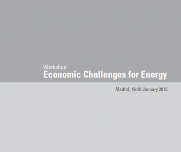 Workshop: 2015 Economic Challenges for Energy, Madrid