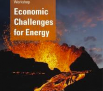 Workshop: Economic Challenges for Energy, Madrid