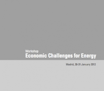 Workshop: 2012 Economic Challenges for Energy, Madrid