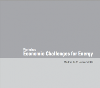 Workshop: 2013 Economic Challenges for Energy, Madrid