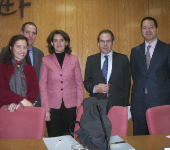 Presentation of the Report on the Analysis of the Evolution of Energy Intensity in Spain