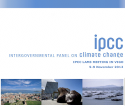 Economics for Energy supports the celebration of an IPCC meeting in Vigo