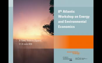 8th Atlantic Workshop on Energy and Environmental Economics